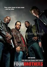 Four Brothers   2005 Movie Posters Classic & Vintage Films