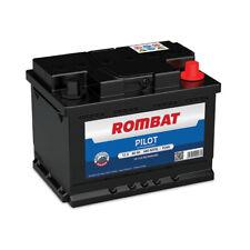 Batterie ROMBAT PILOT 12V 60ah 480A