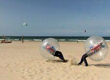 6 x Bubble Soccer, Body Soccer, Bumper Balls mieten inkl. Anlieferung in Hamburg