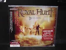 ROYAL HUNT Devil's Dozen + 1 JAPAN CD Witch Cross Narnia Silent Force Narita