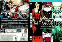 MEMORIES (1995) presentato da KATSUHIRO OTOMO -  ANIME - DVD EX NOLEGGIO - SONY