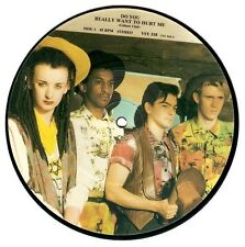 CULTURE CLUB Do You Really Want To Hurt Me 7 Inch Virgin VSY 518 Picture Disc
