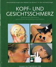 Kopf- und Gesichtsschmerz v. Prof.Dr.med.Herget- therapeutisches Nachschlagewerk