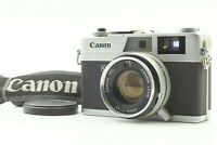 【Apiarance MINT】 Canon Canonet QL17 RF Film Camera 40mm F/1.7 Lens JAPAN #280