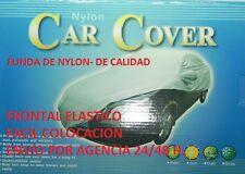 FUNDA  O LONA EXTERIOR PARA  LA PROTECCION DEL COCHE. NYLON 100%. DE CALIDAD