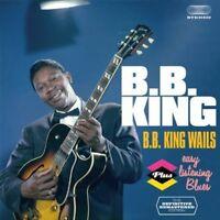 B.B. King - B.B. King Wails + Easy Listening Blues [New CD] Spain - Import