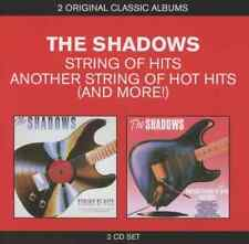 Shadows,the-Classic Albums: A String Of Hits  CD NEW