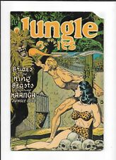JUNGLE COMICS #70 ==> VG BABE IN BONDAGE FICTION HOUSE GGA 1945