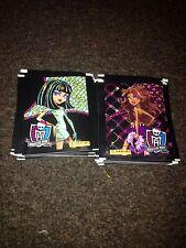 Panini 50 packs stickers Monster High 2013 Unopened (250 stickers)
