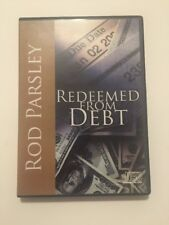 REDEEMED FROM DEBT THREE CD SERIES Audio CDs Rod Parsley