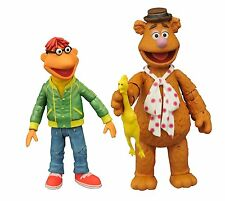 The Muppets Diamond Select Figures – Fozzie and Scooter SEP158428
