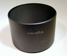 Minolta D67NA Metal Lens Hood 67mm Shade screw in type for Rokkor 200mm F3.5