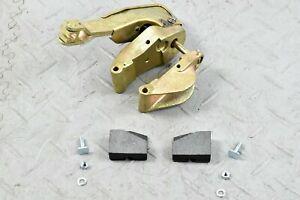 RECONDITIONED JAGUAR XJS S3 REAR LEFT HAND BRAKE CALLIPER PADS CBC5677 JLM1514
