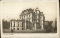 Hartford CT Post Office c1905 Real Photo Postcard