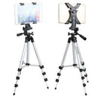 Adjustable Foldable Tripod Stand Mount Holder for iPad 4 5Mini Air Pro Tablet PC