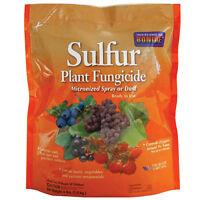 Bonide 142 Sulphur Dust Fungicide, 4 lbs