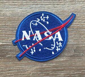 NASA Aufnäher PATCH Bügelbild Raumfahrt Rakete Astronaut