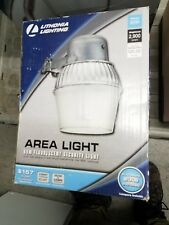 lithonia lighting Area light 65 watt flourescent security light