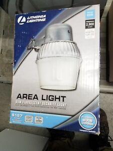 lithonia lighting Area light 65 watt flourescent security light