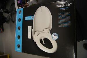 New Open Box - Toto Washlet Bidet Toilet Seat w/Remote A200  T1SW2024#01