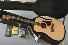 Gibson 12 String Acoustic Electric Guitar Rosewood Songwriter Lr Baggs