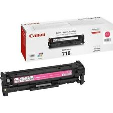 Canon 718 (Yield: 2,900 Pages) Magenta Toner Cartridge