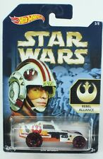 Star Wars , Hot Wheels Rebel alliance Enforcer Car 5/8 New