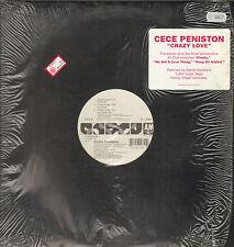 CE CE PENISTON - Crazy Love (Kenny Dope Gonzalez , Little Louie Vega Rmxs) - A&M