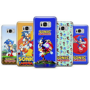 SONIC THE HEDGEHOG PHONE CASES & COVERS FOR SAMSUNG S8 S9 S10 NOTE 9 10 A20 A6