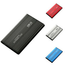 "500GB-2TB 2.5"" External Hard Disk Drive USB 3.0 High Speed Ultra Slim NEW"