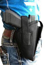 Black Nylon hip Gun holster For CZ-83