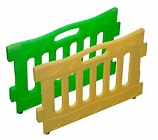Baby Diego PlaySpot Playard Extension Panels in Green/Yellow Set of 2 - GallyHo