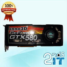 Inno3D GeForce GTX 580 1.5GB GDDR5 384Bit HDMI PCI-E Nvidia Graphic Video Card
