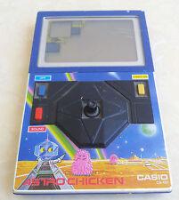 Casio CG-130 Astro Chicken Vintage Handheld Game Console Made in Japan 1983