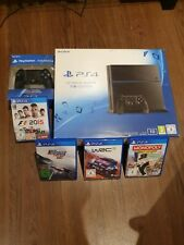 Playstation 4  1tb 2 controller 4 Spiele