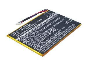 Replacement Battery CS-TRE700SL for Toshiba 3.7v 3200mAh Tablet Battery