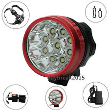 Cree Led Bicycle Head Lights Ebay