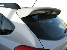 REAR SPOILER FOR SUBARU IMPREZA HATCH / XV  2012 - 2016 (UNPAINTED)