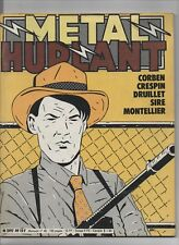Métal Hurlant n°49. Corben, Druillet, Montellier...- Mars 1980