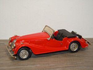Morgan +8 Cabrio - Western Models England 1:43 *34990