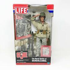 LIFE GI Joe Historical Editions The Naval Battle of Guadalcanal Action Figure