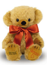 2020 Cheeky Teddy Bear by Merrythought - limited edition in gift box - T10M20