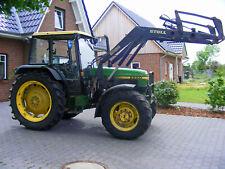 Schlepper Traktor John Deere 2250 Frontlader Niedrigkabine
