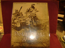 """A HISTORICAL SIMULATION GAME  """" PANZER ARMEE AFRIKA"""""""