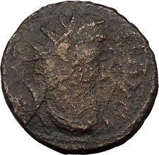 Carausius 286AD Ancient Roman Coin Pax Irene  Peace Goddess Cult i36657 RARE