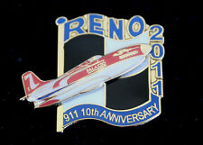 2011 RENO AIR HAT PIN UP RACES NATIONAL STREGA 7 CHAMPION UNLIMITED RACE WOW