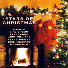 Stars Of CHRISTMAS Vol. 3-Sinatra/Como/Crosby/Feliciano-NEW Sealed Sony/BMG CD