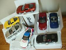Complete Set 2006 Corvette 7 promo model cars Z06 Indy 500 Pace C6 Chevy car