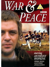 War And Peace - BBC Drama Anthony Hopkins - NEW SEALED