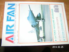 Air Fan n°127 F-86K Manoeuvre sur pont d'envol du Foch
